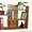 Цветочные подставки,  книжные поли,  тумбы,  столики #672649
