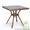 Плетеные столы из ротанга,  Стол Барселона #1278891