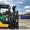 Газ-бензиновый вилочный погрузчик Komatsu с боковым смещением - Изображение #4, Объявление #1696555