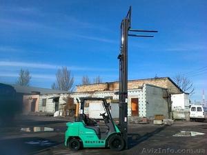 дизельный погрузчик Митсубиси на 2 тонны с мачтой 5 метров - Изображение #1, Объявление #877051