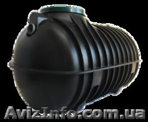 Септик канализационный для дома Коростень, Бердичев - Изображение #1, Объявление #1182363