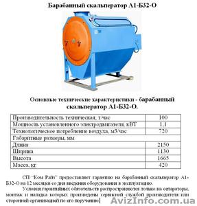 Барабанный скальператор А1-Б32-О (200 т/ч, 100 т/ч, 50 т/ч) - Изображение #1, Объявление #1198031