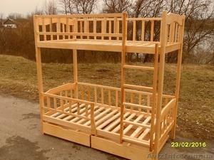 Двухъярусная кровать-цена с ящиками  - Изображение #1, Объявление #925953