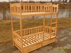 Двухъярусная кровать-цена с ящиками  - Изображение #3, Объявление #925953