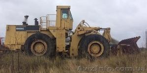 Продаем колесный фронтальный погрузчик Caterpillar 992C Z, 10,7 м3, 1987 г.в. - Изображение #6, Объявление #1641460