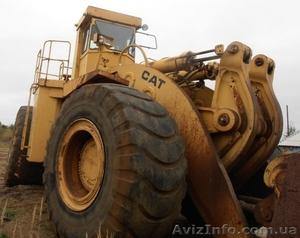 Продаем колесный фронтальный погрузчик Caterpillar 992C Z, 10,7 м3, 1987 г.в. - Изображение #2, Объявление #1641460