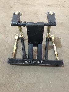 Трьохточкова навісна система, для мототрактора - саморобного трактора - Изображение #4, Объявление #1696365