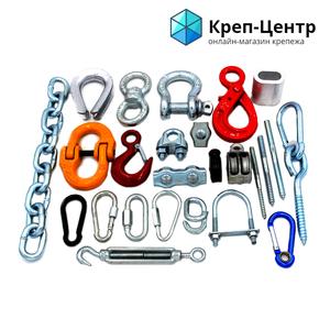 Крепеж, уголки, такелаж, веревки, расходный инструмент, боронки - Изображение #1, Объявление #1702616