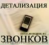Услуга Детализация звонков с оплатой по факту выполнения в Житомирской области.