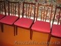 Мягкие стулья,  6 шт.,  обновленные