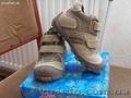 Осенние кожаные ботиночки р. 22,  по стельке 14, 5 см.