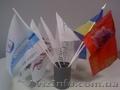 Изготовление флажков в Житомире