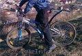 Продам горный б/у велосипед