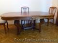 Стол обеденній 18 - 19 век,  реставрирован