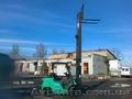 дизельный погрузчик Митсубиси на 2 тонны с мачтой 5 метров