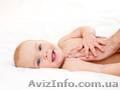 Детский массаж от рождения